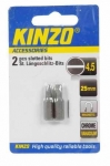 KINZO - bit PL4,5 25mm - 2ks