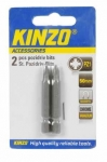 KINZO - bit PZ1 50mm - 2ks